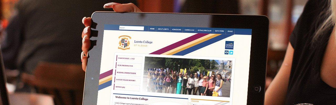 Website Design in Hertfordshire by Webster Internet