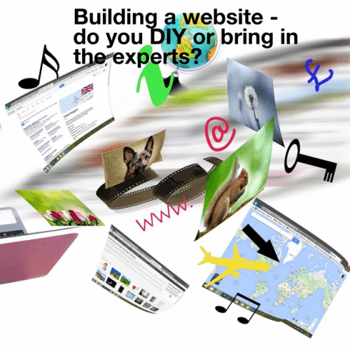 Should you DIY or use Website Design by Webster Internet