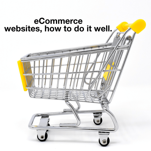 E-Commerce Website Tips by Webster Internet Specialist in E-Commerce Web Design in Dunstable Bedfordshire