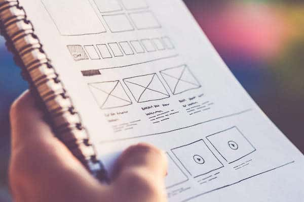 A Web developer can add many useful features to business websites to make them effective