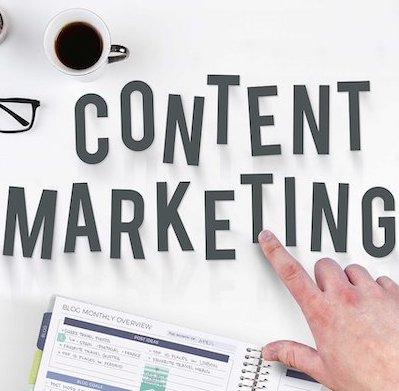 Content Marketing cover image - why content marketing is so popular