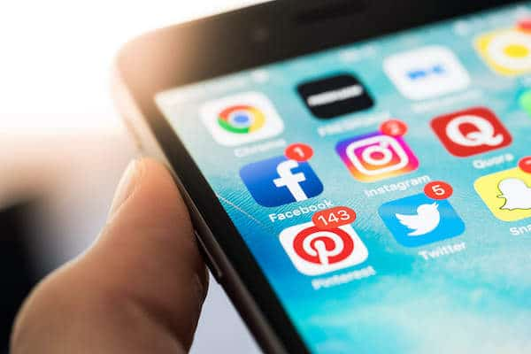 Digital Marketing In Milton Keynes - Social Media Marketing Slider Image