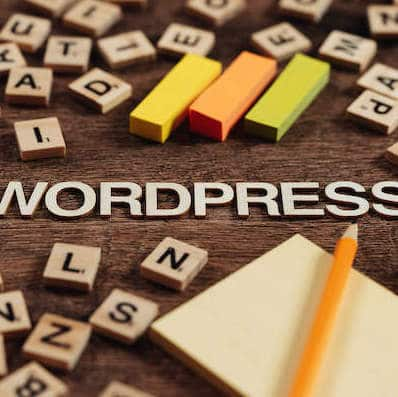 why we use wordpress to build our custom websites
